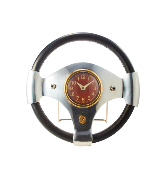 vintage steering wheel clock