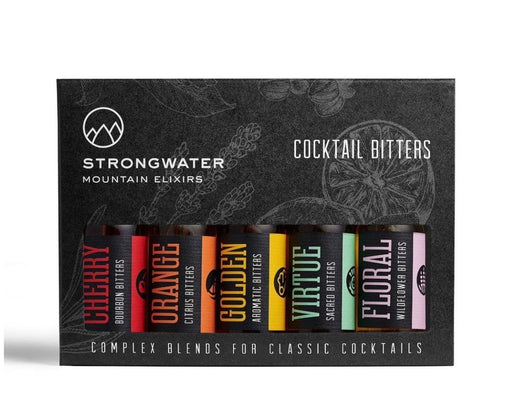 Strongwater Cocktails Bitters Sample Set
