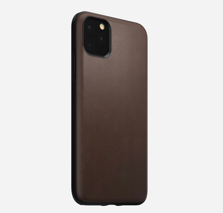 iPhone 11 Pro Max Rugged Leather Case