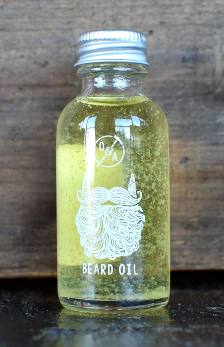 Rangelands Beard Oil
