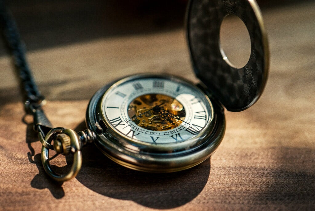 gentleman pocket watch
