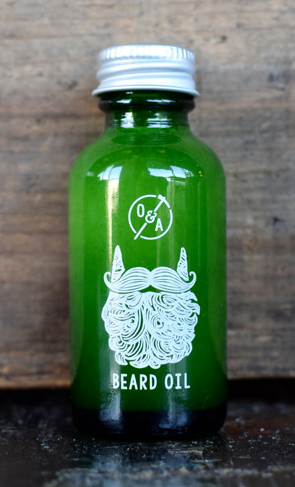 Three Legs Beard Oil