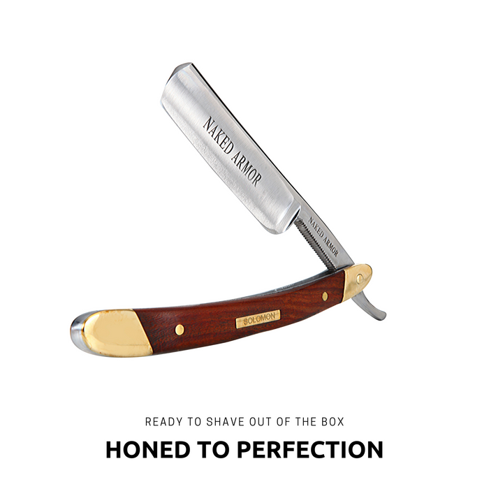 Japanese Straight Razor | Solomon