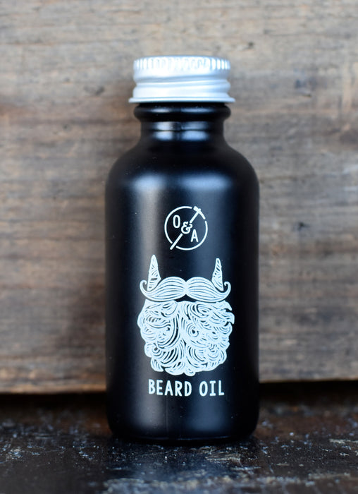 Cloven Helm Beard Oil