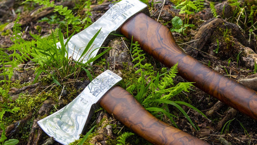 prandi limited edition hickory hatchet
