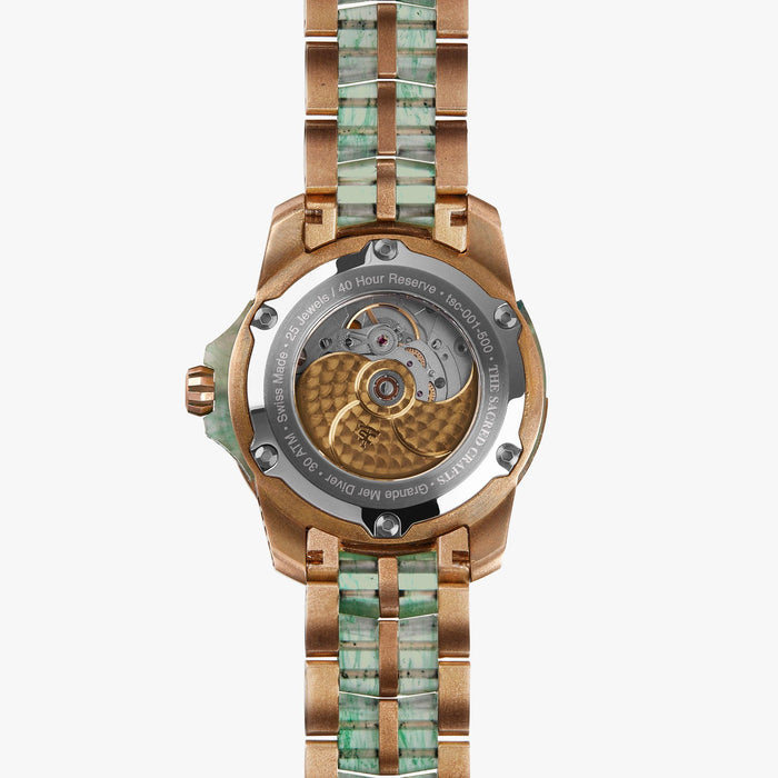 Sacred Crafts La Grande Mer Watch