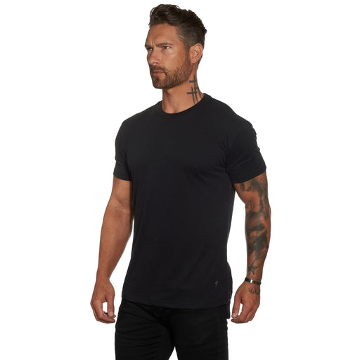 The Ultra Soft Fitted Crew Neck T-Shirt by WESTON JON BOUCHÉR