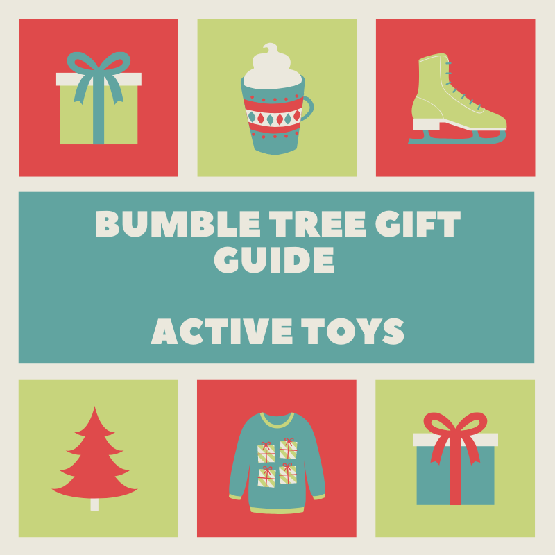 Bumble Tree Gift Guide - Active Play