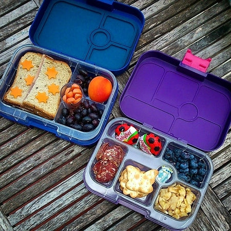 Hassle Free Back to School Lunches
