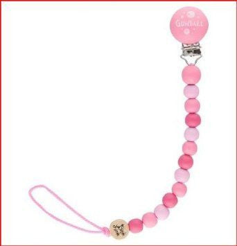 Bink Link Pacifier Clip Assorted