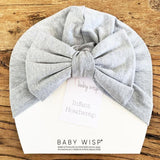 Baby Wisp Butterfly Bow Headwrap Hat | Bumble Tree