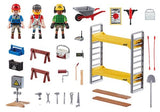 Playmobil Scaffolding with Workers (70446) | Bumble Tree