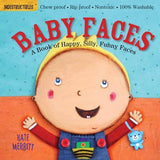 Indestructible Book Baby Faces | Bumble Tree