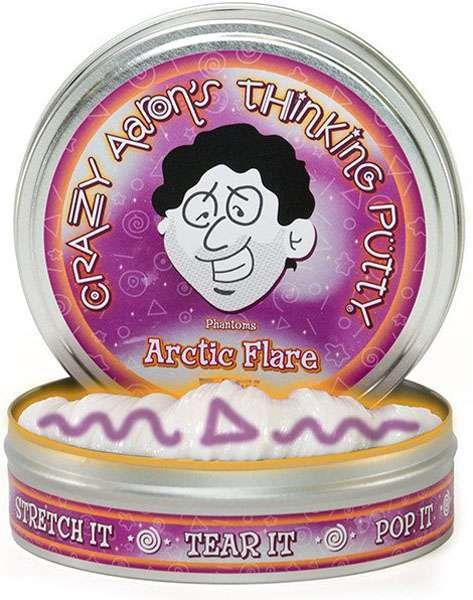 Crazy Aaron's Thinking Putty Arctic Flare