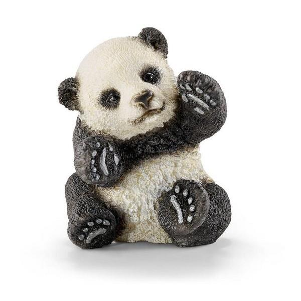Schleich Panda Cub Playing (14734) | Bumble Tree