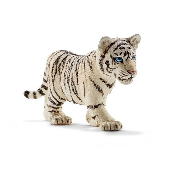 Schleich White Tiger Cub (14732) | Bumble Tree