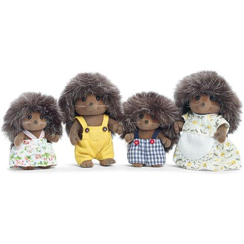 Calico Critters Pickleweeds Hedgehog Family | Bumble Tree