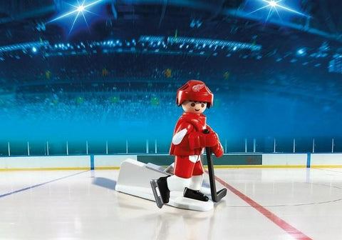 Playmobil NHL Detroit Red Wings Player (5077)