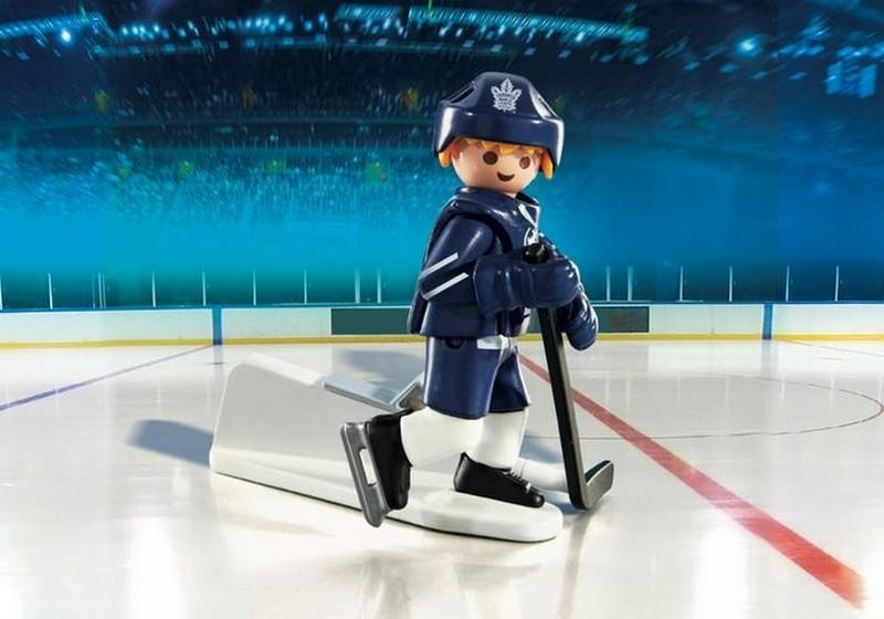 Playmobil NHL Toronto Maple Leafs Player (5084) | Bumble Tree