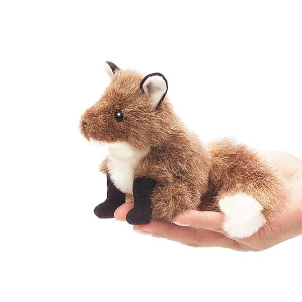 Folkmanis Mini Puppet Fox | Bumble Tree