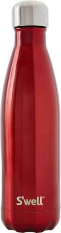 S'well Water Bottle 17oz Rowboat Red