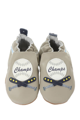 Robeez Baby Shoes 0-6 mos Champ
