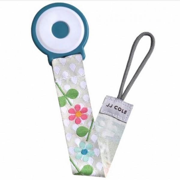 JJ Cole Pacifier Clip Summer Garden | Bumble Tree