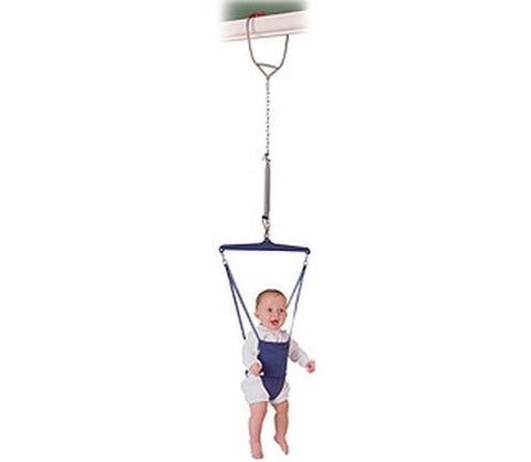 Jolly Jumper Baby Exerciser With Door Clamp