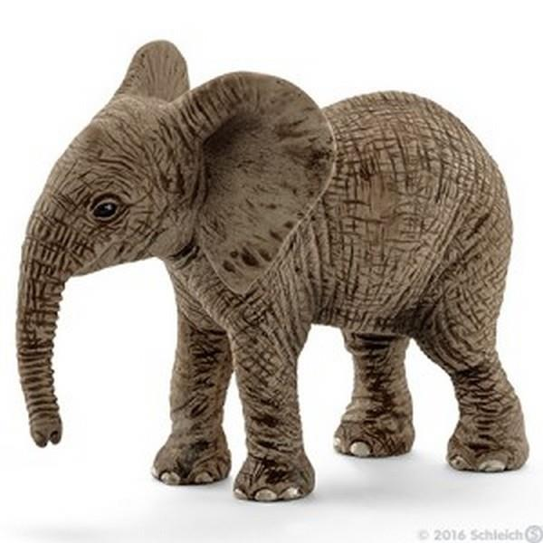 Schleich African Elephant Calf (14763) | Bumble Tree