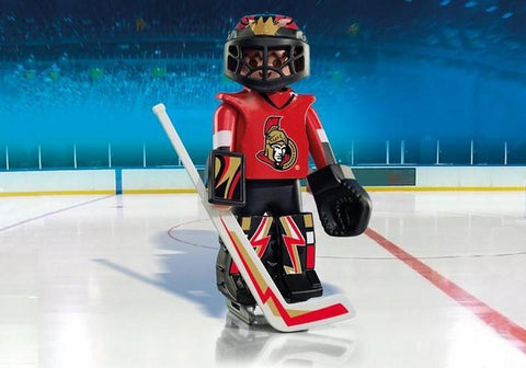 Playmobil NHL Ottawa Senators Goalie (9018)