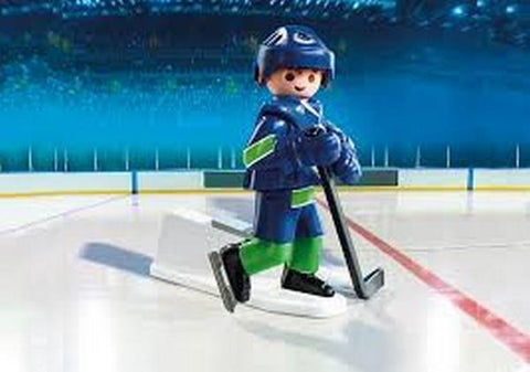 Playmobil NHL Vancouver Canuck Player (9027)