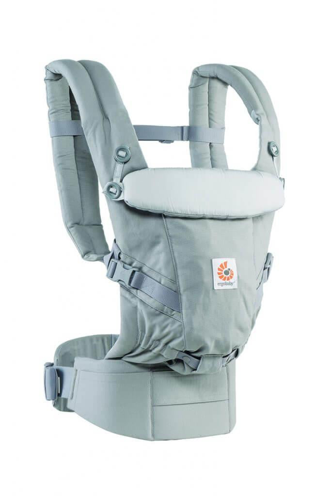 Ergobaby Adapt Baby Carrier Pearl Grey | Bumble Tree