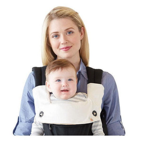 Ergobaby 360 Carrier Teething Pad & Bib Natural