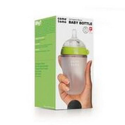 Comotomo Baby Bottle 8oz Green