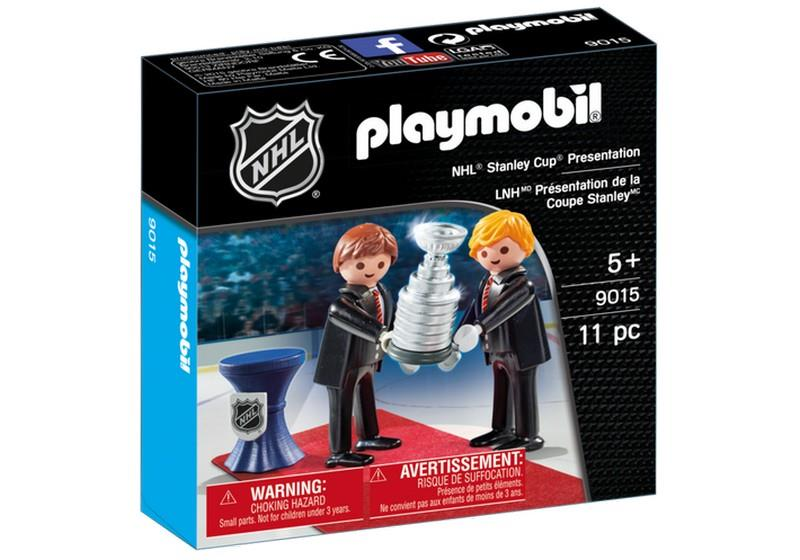 Playmobil NHL Stanley Cup Presentation Set | Bumble Tree