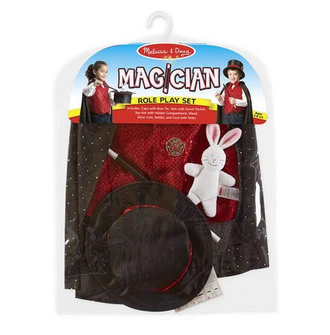 Melissa and Doug Magician Role Play