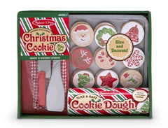 Melissa and Doug Wooden Christmas Cookie Set | Bumble Tree