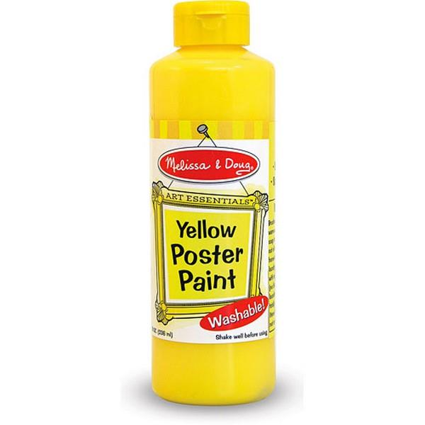 Melissa and Doug Poster Paint Yellow | Bumble Tree