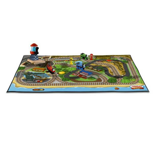 Thomas Island of Sodor Felt Playmat