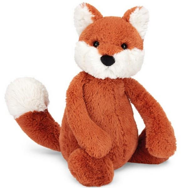 Jellycat Bashful Fox Cub Medium | Bumble Tree