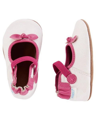 Robeez Baby Shoes 18-24 mos Girl Assorted