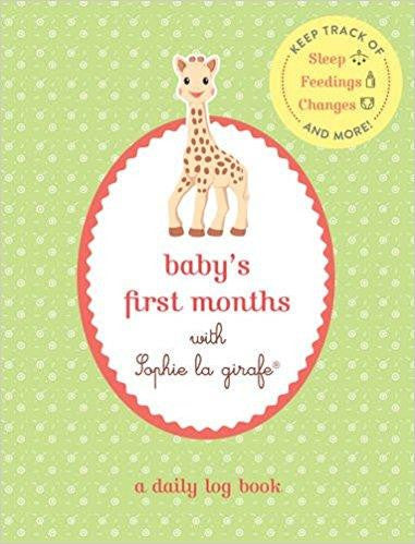 Baby's First Months With Sophie La Girafe | Bumble Tree