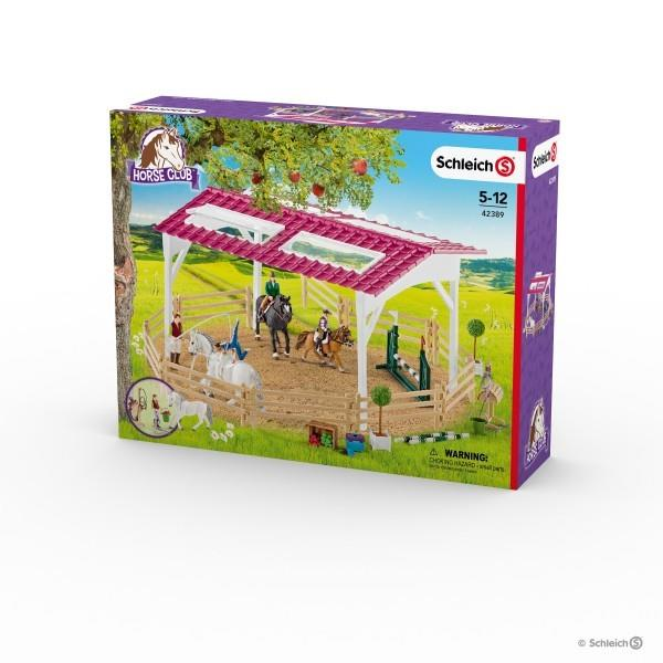 Schleich 42389 Riding School | Bumble Tree