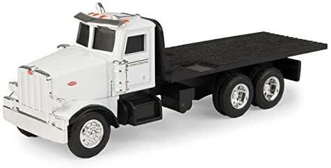 Tomy Ertl Peterbilt Flatbed Truck (46709) | Bumble Tree