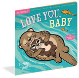 Indestructibles Book Love You, Baby | Bumble Tree