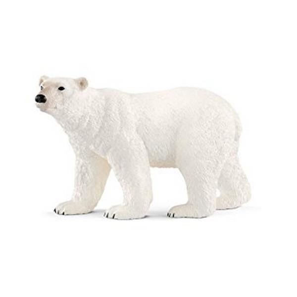 Schleich Polar Bear (14800) | Bumble Tree