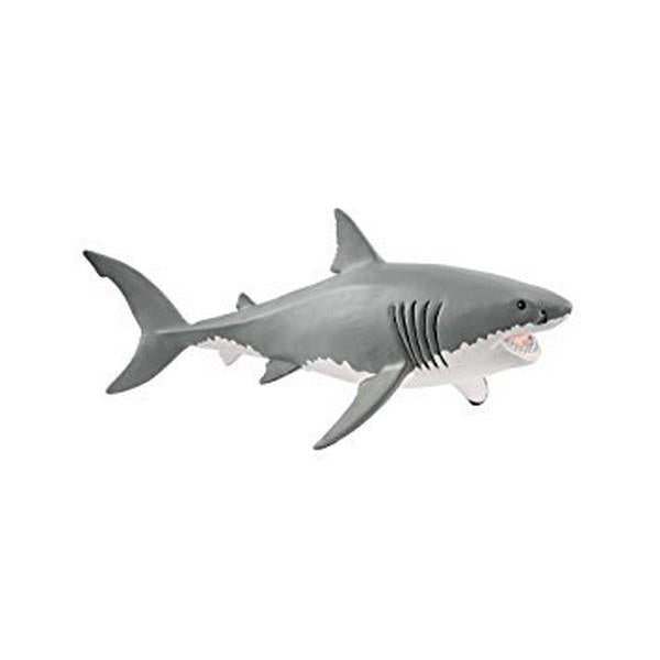 Schleich Great White Shark (14809) | Bumble Tree