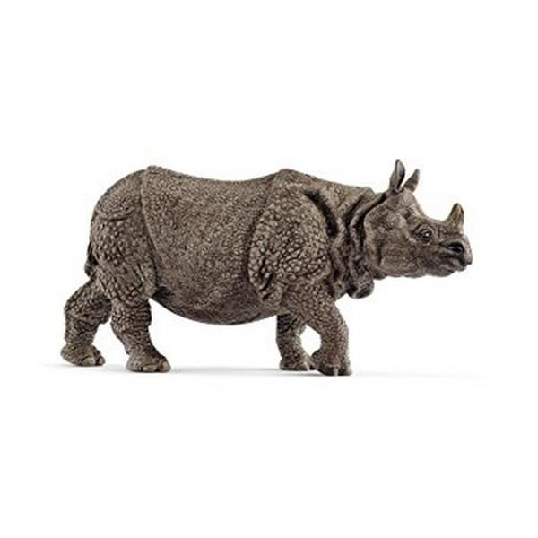Schleich Indian Rhinoceros (14816) | Bumble Tree