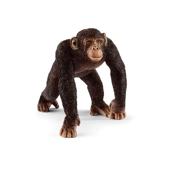 Schleich Chimpanzee Male (14817) | Bumble Tree