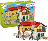Schleich Large Farm House (42407) | Bumble Tree